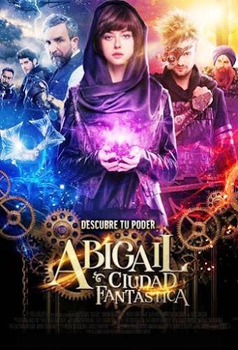Abigail y la ciudad perdida (2019) | DVDRip Latino HD GoogleDrive 1 Link