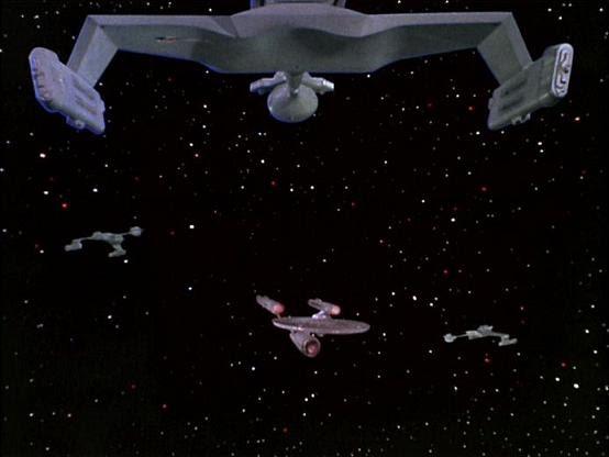 Trek 1 Star 5 Scale Uss Enterprise