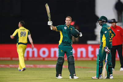 David Miller Batted Brilliantly Scored Century