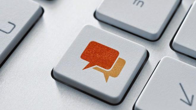 O sistema de comentários Disqus deixa o seu blog mais elegante e organizado.