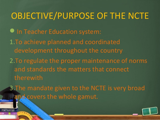 Educational Technology: NCTE : National Council For Teacher