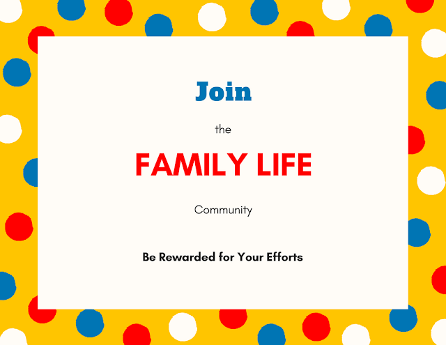 Join the FAMILY LIFE Community and Be Rewarded for Your Efforts  via  www.productreviewmom.com