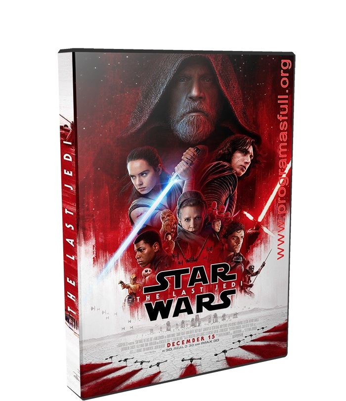 star wars los ultimos jedi poster box cover