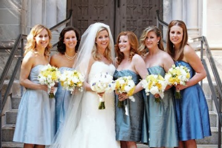 Planning Tips Let Your Bridesmaids Be Individuals Oh