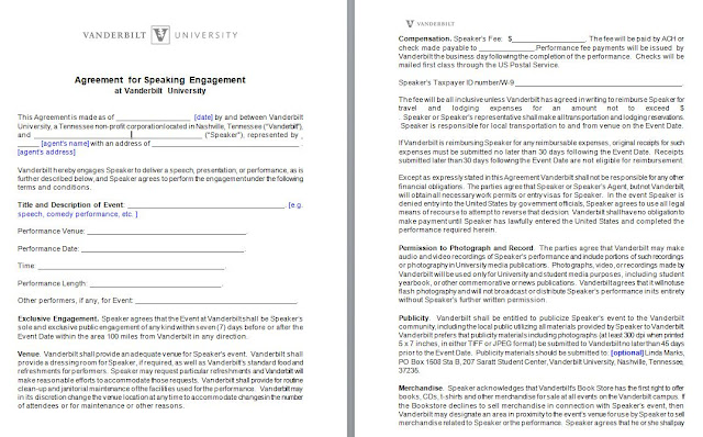 The Travel Agent Agreement : Empty Exemple Doc | Sample Contracts