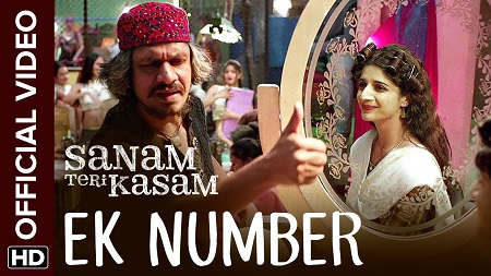Ek Number Latest Video Songs 2016 Sanam Teri Kasam Harshvardhan Mawra Himesh Reshammiya