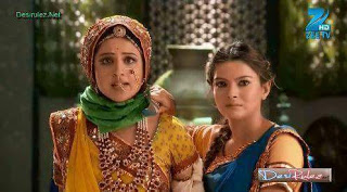 Jodha Akbar Episode 269--270 Update on Tuesday 25th July 2017