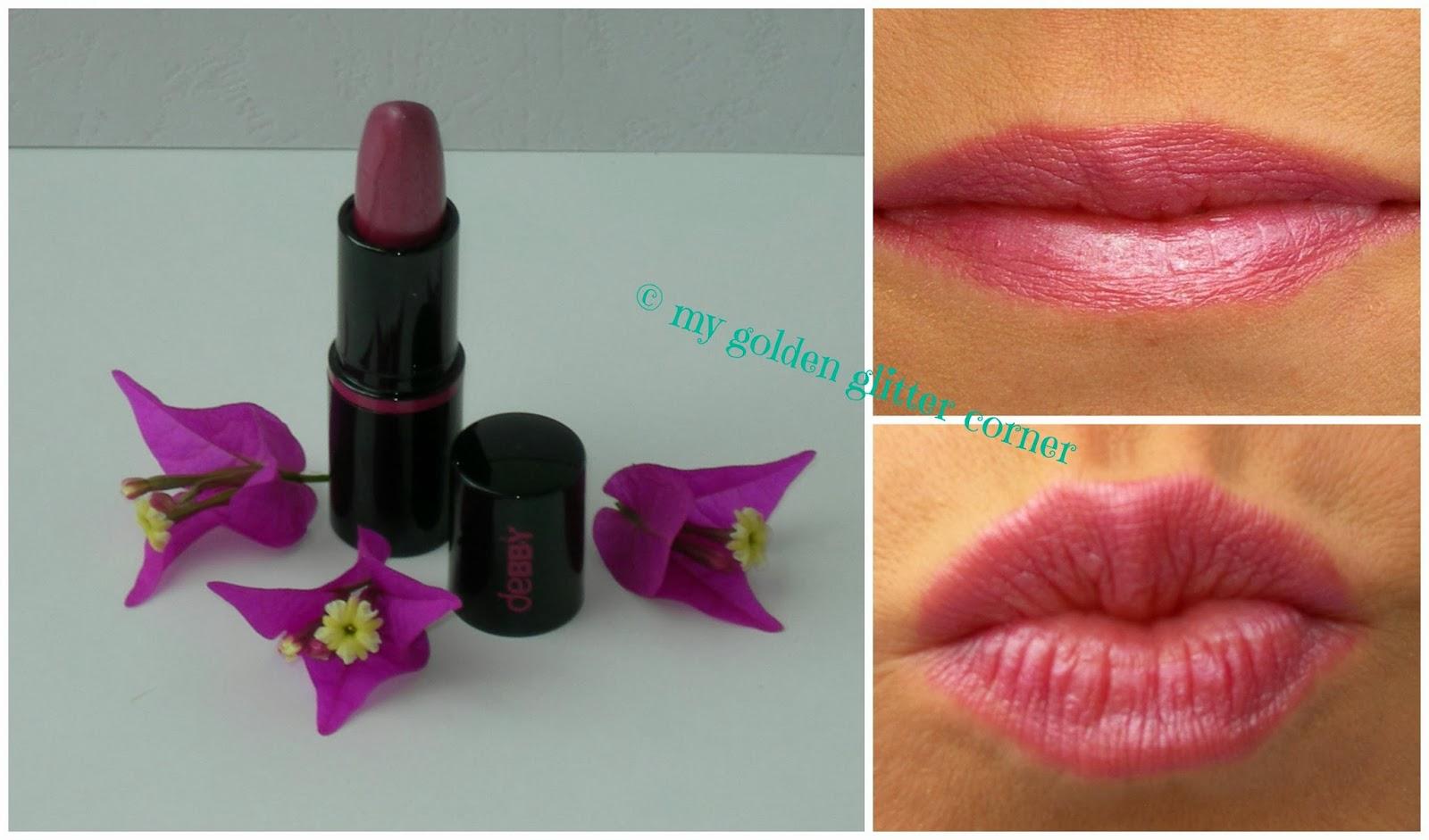 makeup-Debby-lipstick-nail-polish-mauve