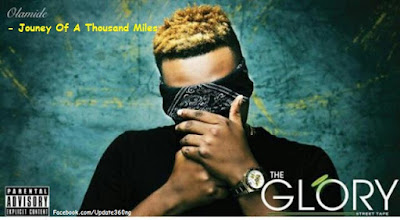 "PHOTO: Olamide- ""Journey Of A Thousand Miles"""
