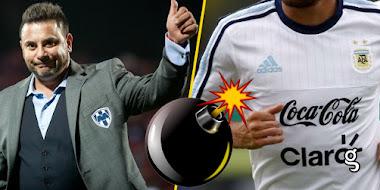 ¡Bomba! Monterrey se lanza por jugador de la Selección Argentina. ¡Es una figura!