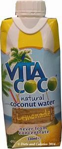 Vita Coco coconut water lemonade