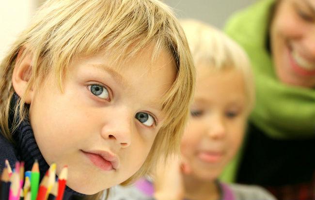Bambini e mense scolastiche