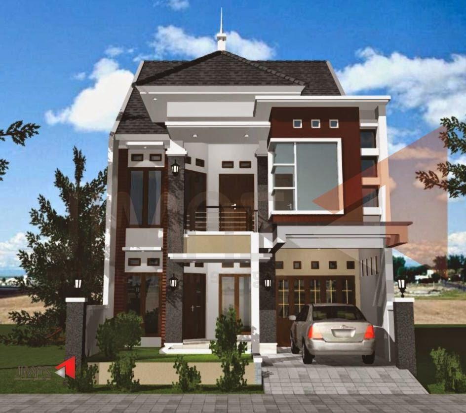 110 Gambar Rumah Minimalis 2 Lantai Type 45 Gambar Desain Rumah Minimalis