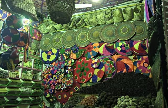 mercato di assuan