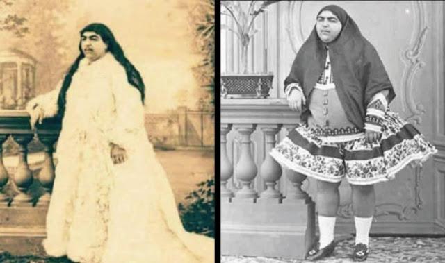La princesa iraní que se hizo viral: ¿mito o realidad?