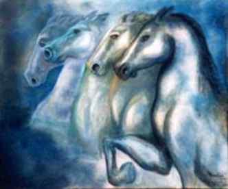 Imagenes de Caballos: pinturas