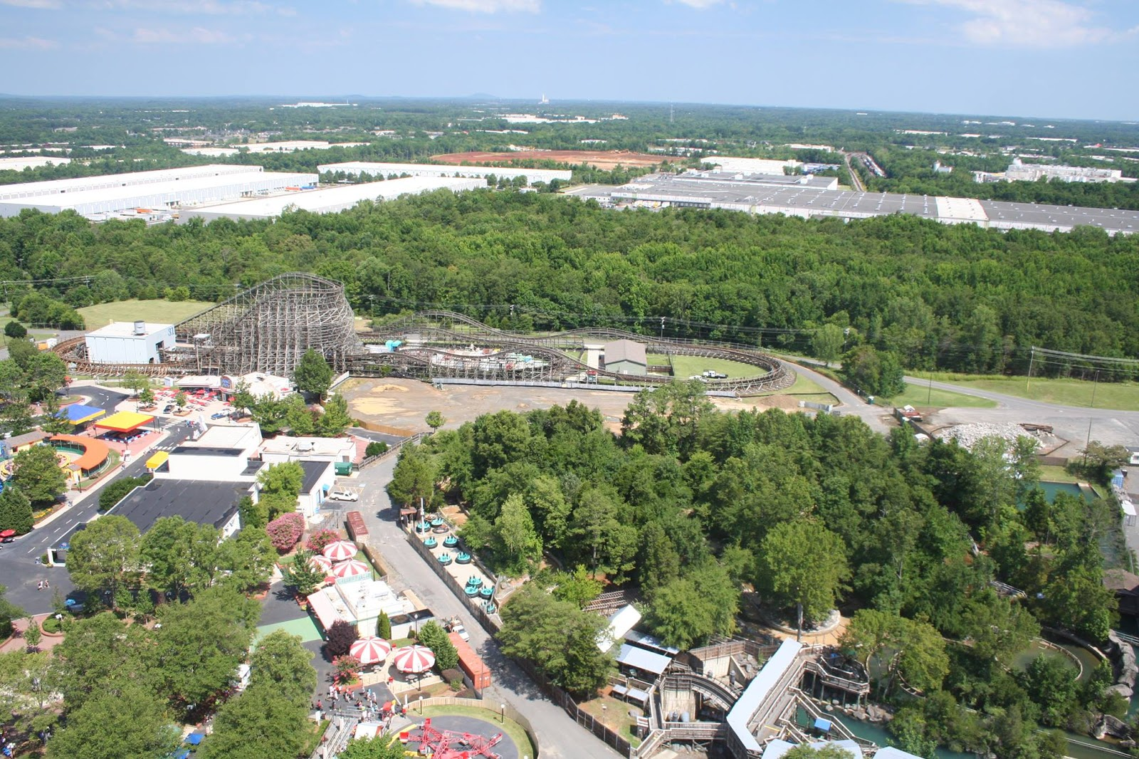 Carowinds 2015 Plans! : Theme Park News & Construction!