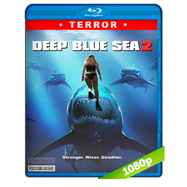 Deep Blue Sea 2 (2018) BRRip 1080p Audio Dual Latino-Ingles