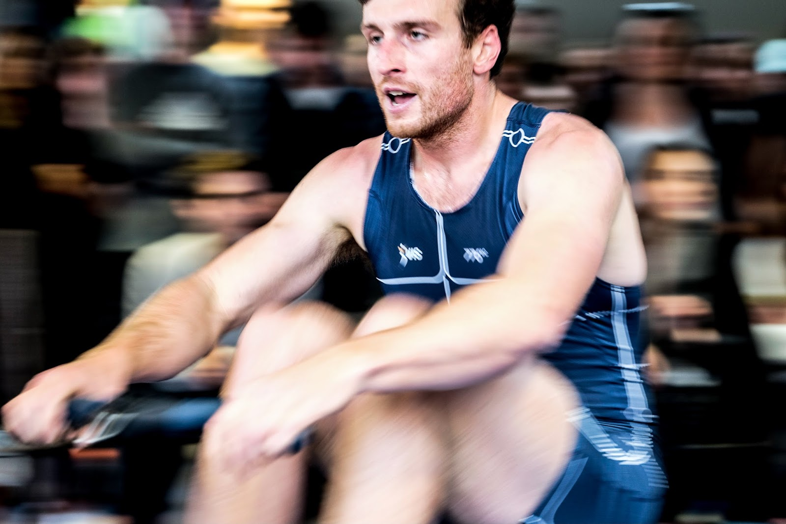Erg Monster 8 Questions With World Indoor Rowing Record Holder For 2k Josh Dunkley Smith