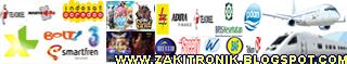 Daftar Harga All Produk Zakitronik| Pulsa Murah Nasional. Multi top auto payment pulsa kalimantan