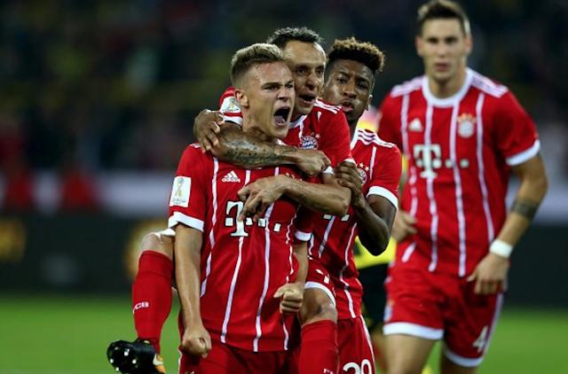 Borussia Dortmund perdió 5-4 ante Bayern Munich