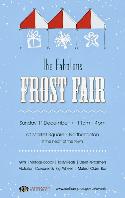 Frost Fair poster