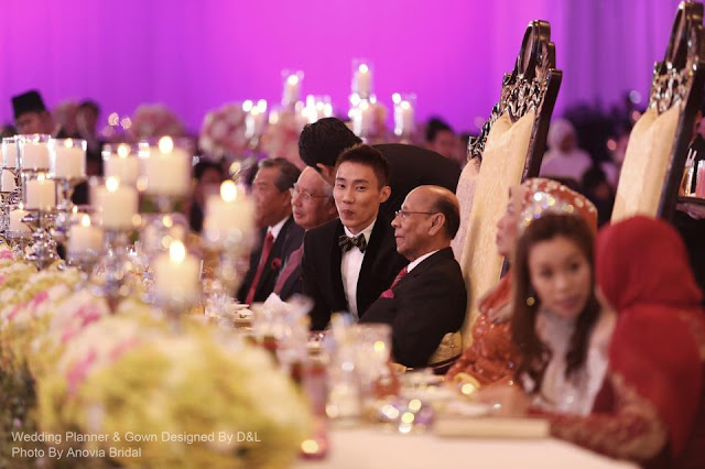 chong wei looking cheeky