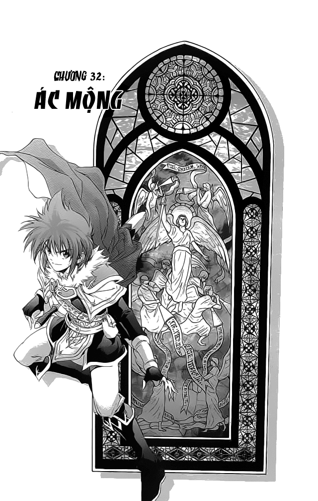 Fire Emblem - Hasha no Tsurugi chap 032 trang 4