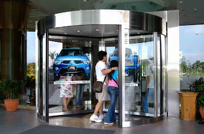 Clever and Creative Revolving Door Advertisements (20) 14