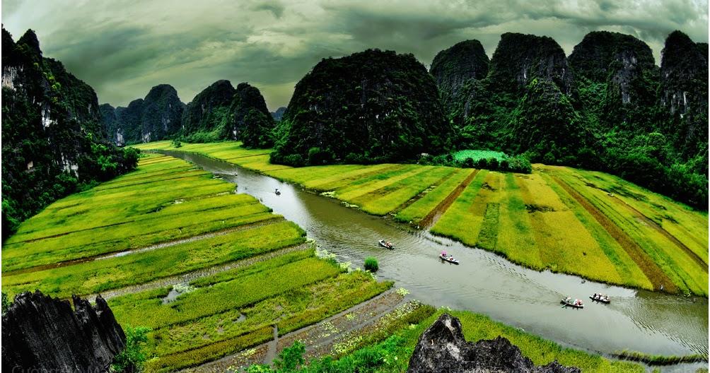 Bb 8 Cute Wallpaper Vietnam Beautiful Scenery Most Beautiful Places In The