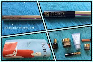 cream highlighter, lash primer, gift with purchase, estee lauder