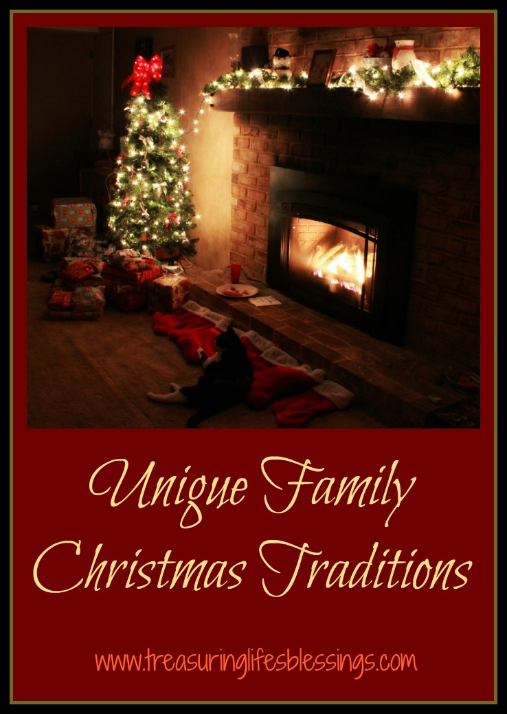 Unique Family Christmas Traditions