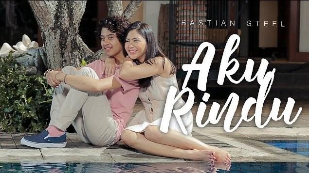 Video Musik Aku Rindu - Bastian Steel [Official Music Video]