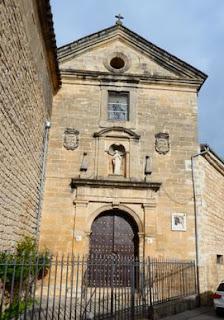 Úbeda, Convento de la Concepción.