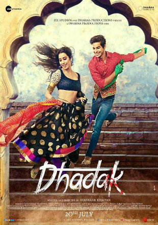 Dhadak 2018 Full Hindi Movie Download Hd In 700Mb