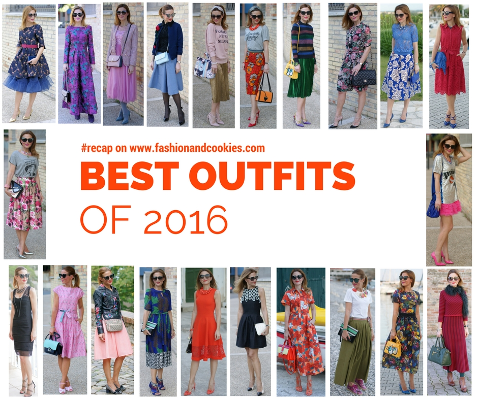 Welcome, 2017! Best outfits of 2016 on Fashion and Cookies fashion blog, fashion blogger style
