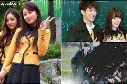 3 Artis K-Pop yang Sekelas Saat Bersekolah