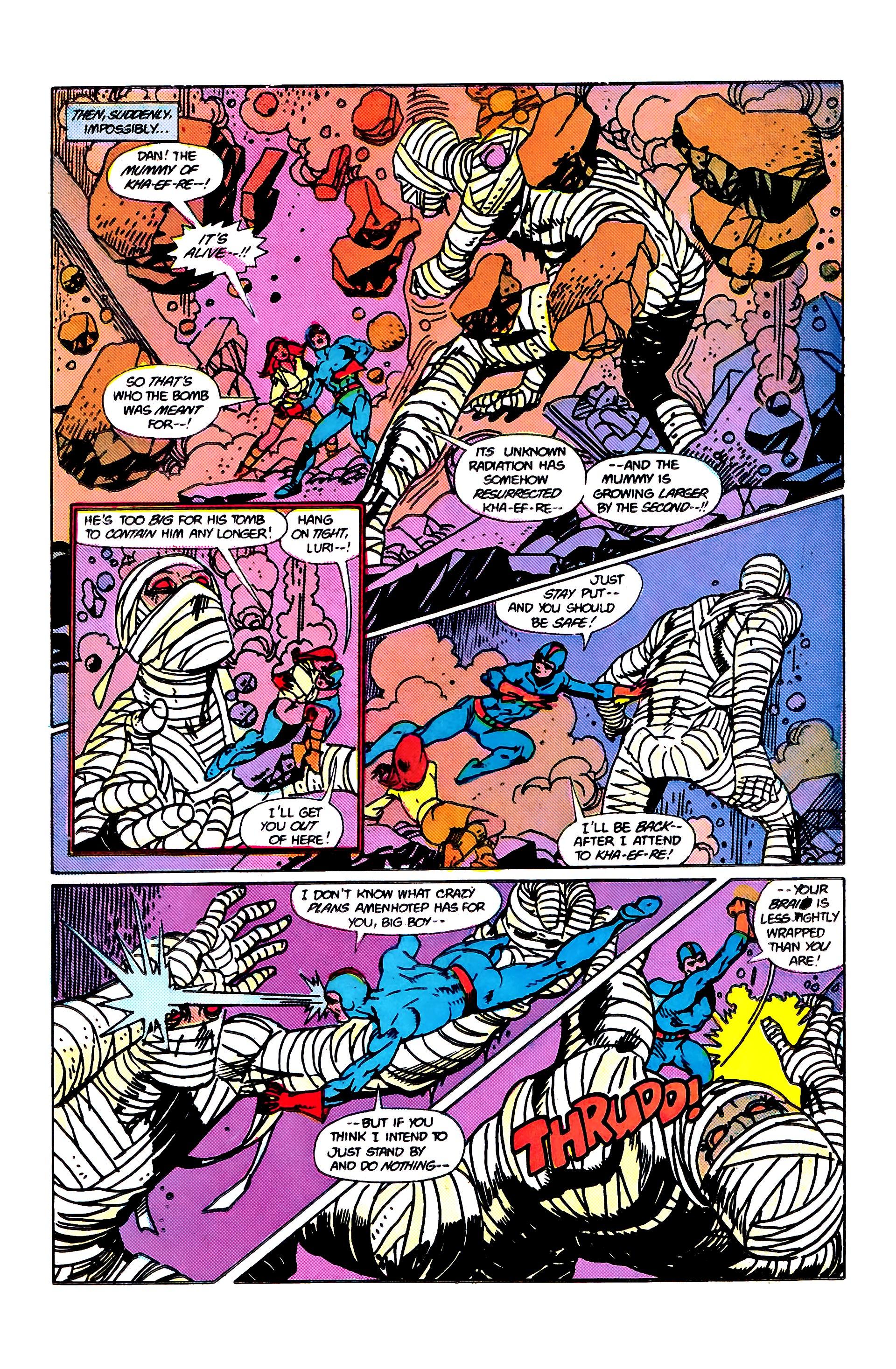 Read online Secret Origins (1986) comic -  Issue #2 - 15