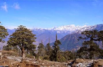 everest trekking pic