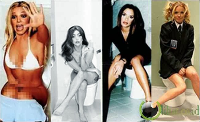 5 Musisi Wanita yang Hobi Nongkrong di Toilet