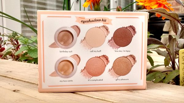Benefit Most Glamorous Nudes