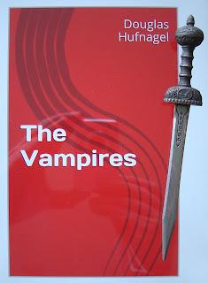 Portada del libro The Vampires, de Douglas Hufnagel
