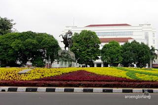 patung pangeran diponegoro menteng jakarta