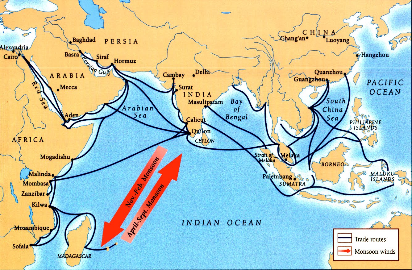Global Time Machine Cultural Blending And The Swahili Coast