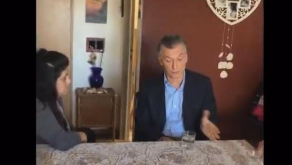 El show del anuncio: El insólito video de Macri para comunicar las nuevas medidas