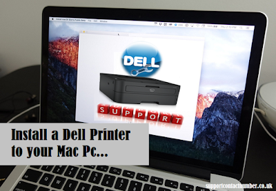 Dell Printer Support