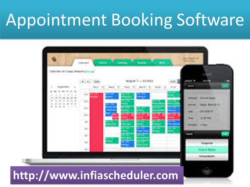 online Scheduling Software Appointments help you in online shopping