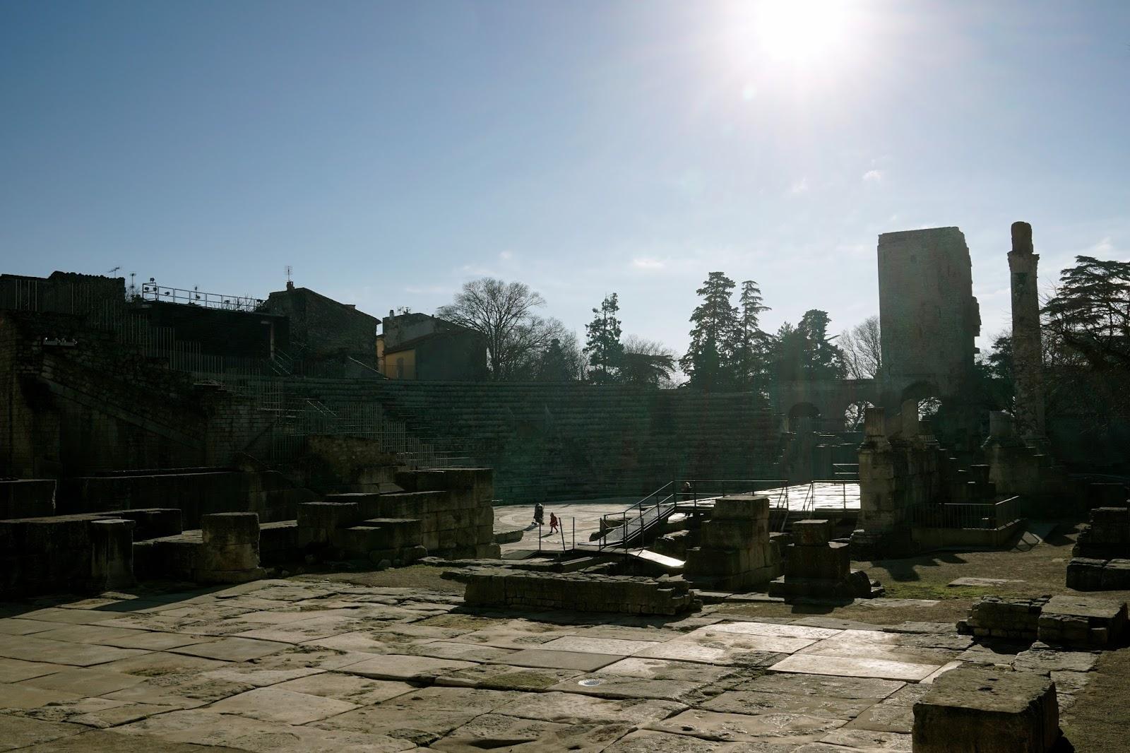 アルルの古代劇場(Le Théâtre antique)