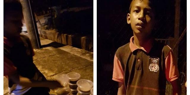 Kisah Nyata: Meski Susah, Remaja Ini Masih Ingat Untuk Bersedekah Ke Masjid