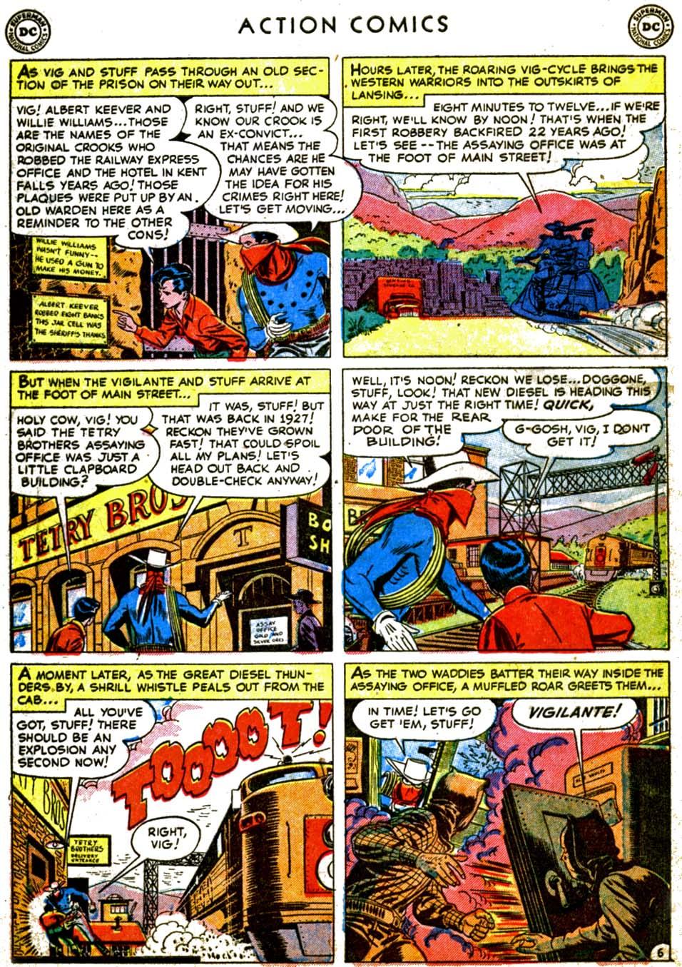 Action Comics (1938) 161 Page 43